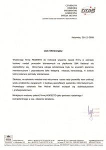 Centralny Ośrodek Informatyki Górnictwa S.A.